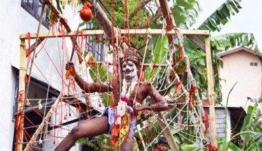 Temple Anniversary an insight into Sri Lanka's historic rituals and traditions